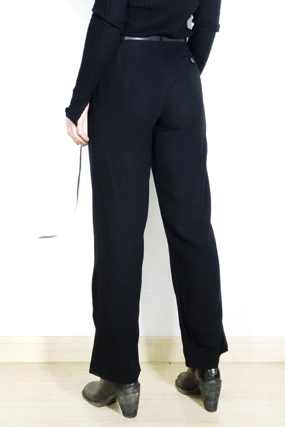 Ann Demeulemeester Tailored Trousers Sz 36
