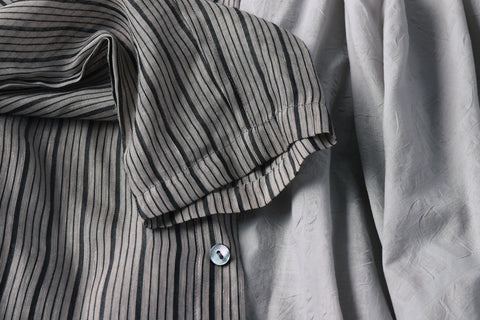 ROSEN Cicero Shirt in Cotton Linen