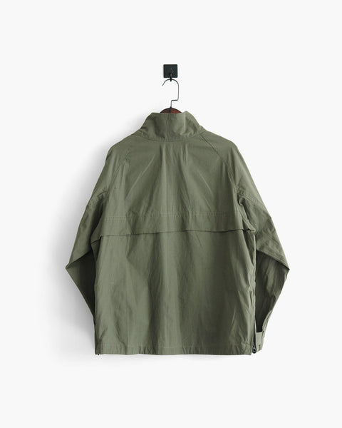 ROSEN-X Orion Anorak in Cotton Ripstop