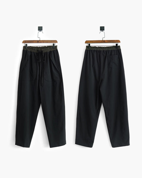 ROSEN-X Yama Karate Pants in Ripstop Nylon