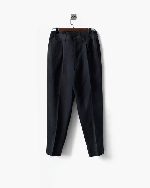 ROSEN Turing Trousers in Wool Gabardine