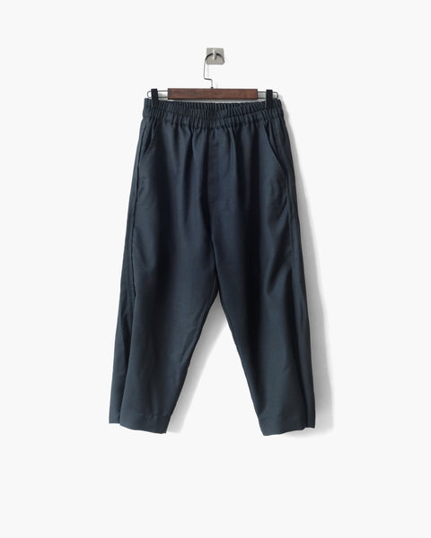 ROSEN Plato Trousers in Teal Wool