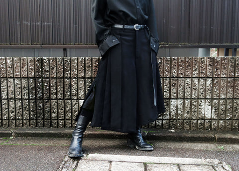 ROSEN Hanzo Hakama in Japanese Wool