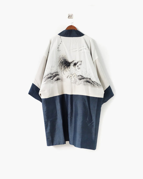 Haori with Tiger Painting