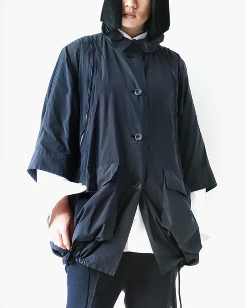 Issey Miyake Batwing Technical Jacket Fits XS-L