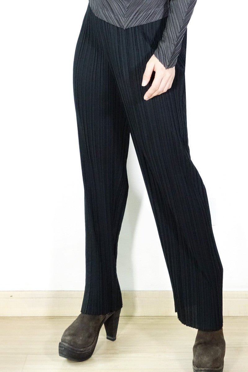 Issey Miyake Pleated Trousers Sz M
