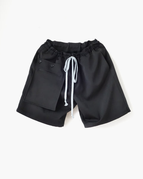 ROSEN Locke Shorts in Technical Cotton