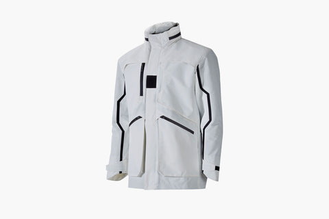 ROSEN-X Volta M65 Jacket in White