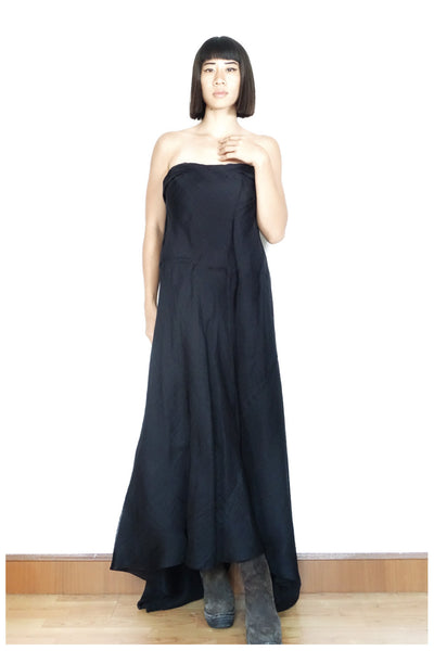 Rick Owens Organza Dress Sz 40