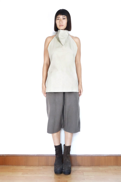 Rick Owens Leather Top Sz 40