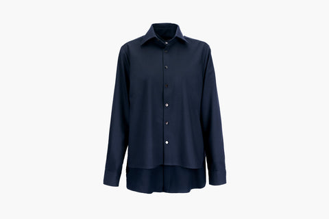 ROSEN Ryuichi Shirt in Wool Blend