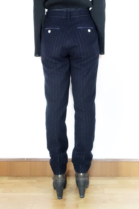 Sacai Luck Wool Trousers Sz 1