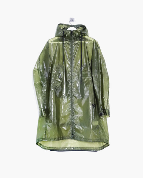 Y-3 Hooded Waterproof Parka Sz S/P