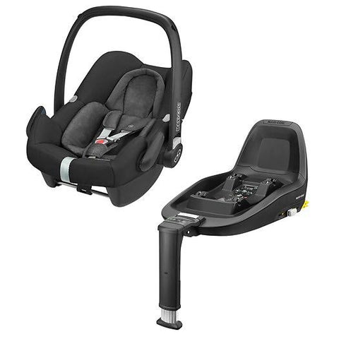 Ex-Display Maxi Cosi Rock and Babyfix Base