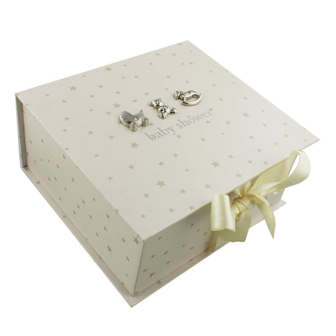 Baby Shower Keepsake Box