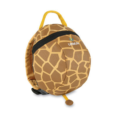 Giraffe Toddler Daysack With Rein