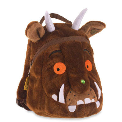 The Grufflalo Toddler Daysack With Rein