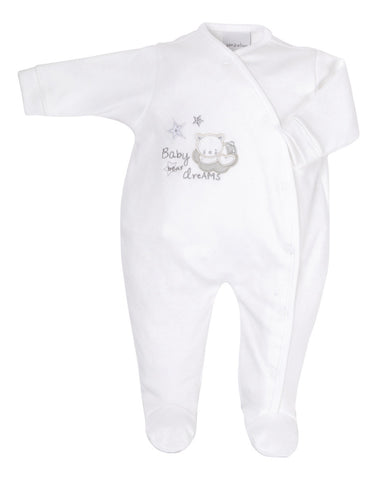 Sleepsuit in Baby bear dreams