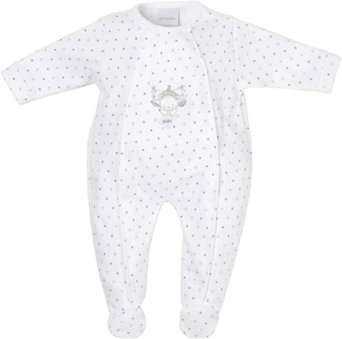 Sleepsuit in Tiny baby bear