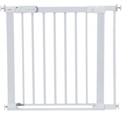 U Pressure fit Flat step safety gate