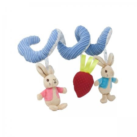 Peter and Flopsy Spiral Activity Toy
