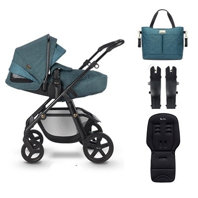 "Ex-Display Silver Cross Horizon Pram Classic Couture ""Special Edition """