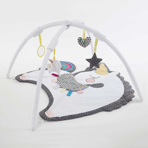 Bizzi Growin Unicorn Play Gym
