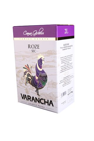 Bag-in-Box (BIB) - Varancha - Rosé