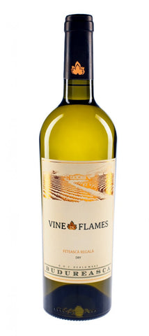 Vine in Flames - Feteasca Regala