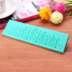 TC3761 Lace Mold Silicone Cake Decorating Mould Baking Tools