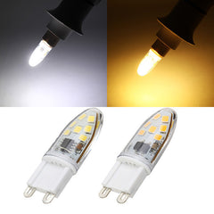 G9 Dimmable LED Bulb 1.3W 240lm 14 SMD 2835 Pure White/Warm White Corn Light Lamp AC 220-240V