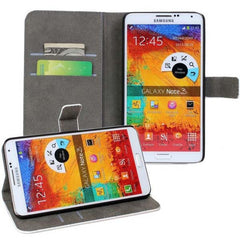 Red Owl Wallet Stand Leather Case For Samsung Galaxy Note 3 N9000