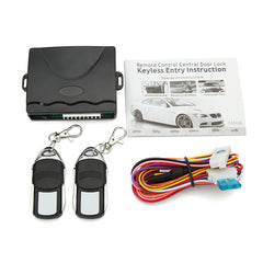 Car Alarm System Keyless Entry Auto Security Protect Unit