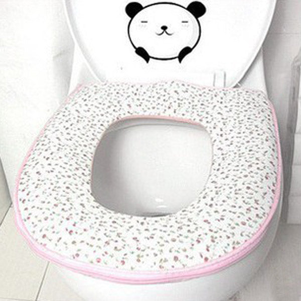 Wil je alles weten over Zipper Thicken Closestool Mat Toilet Seat Cover Clean Pad? Hier lees je alles over Home and Garden