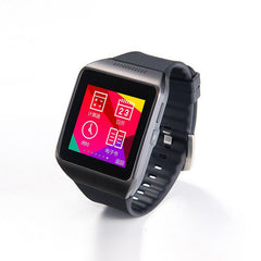 H88 1.54 Inch 1.3MP Bluetooth MTK6260A TF Card Smart Watch Wrist
