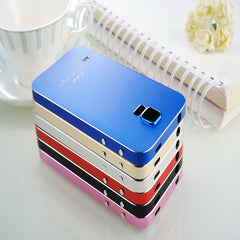 Aluminum Metal Frame Protective Case Cover For Samsung Galaxy S5