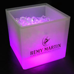 Multi-color LED Light Luminous Red Wine Cooler Creative Red Wine Save Box