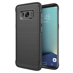 Brushed Finish Dissipating Heat TPU Case For Samsung Galaxy S8 Plus 6.2 Inch