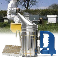 Electric Smoker Machine Beekeeping Tool Bee Hive Smoker Fumes Machine Pet Supplies