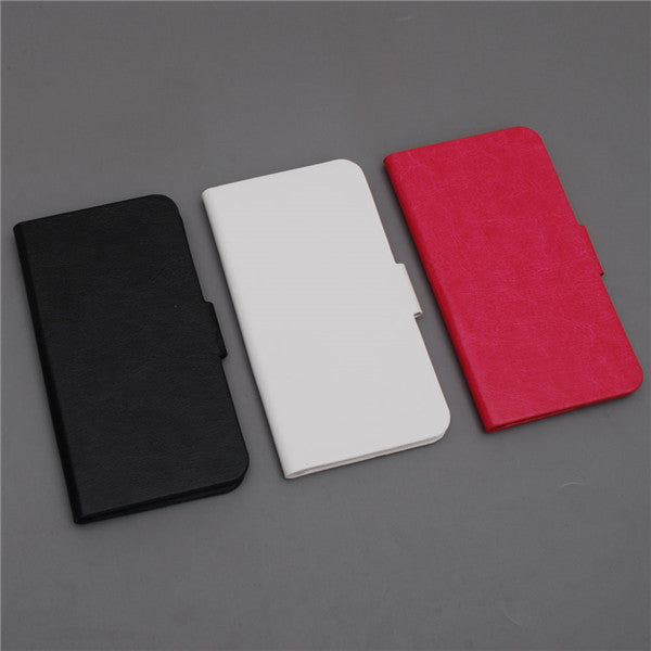 Flip PU Leather Protective Stand Case Cover For THL T12
