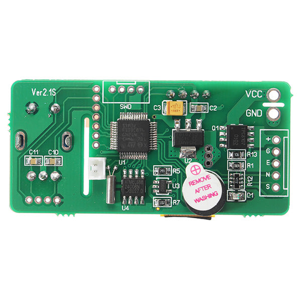 STM32 2 1S OLED T12 Solder Iron Temperature Controller Welding Tools  Electronic Soldering Wake-Sleep Shock 110-240v 72W