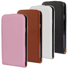 Flip Leather Protective Case Cover for Samsung S5 i9600 Smartphone