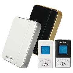 Melody Wireless Cordless Digital Chime DoorBell American Plug 120M Range