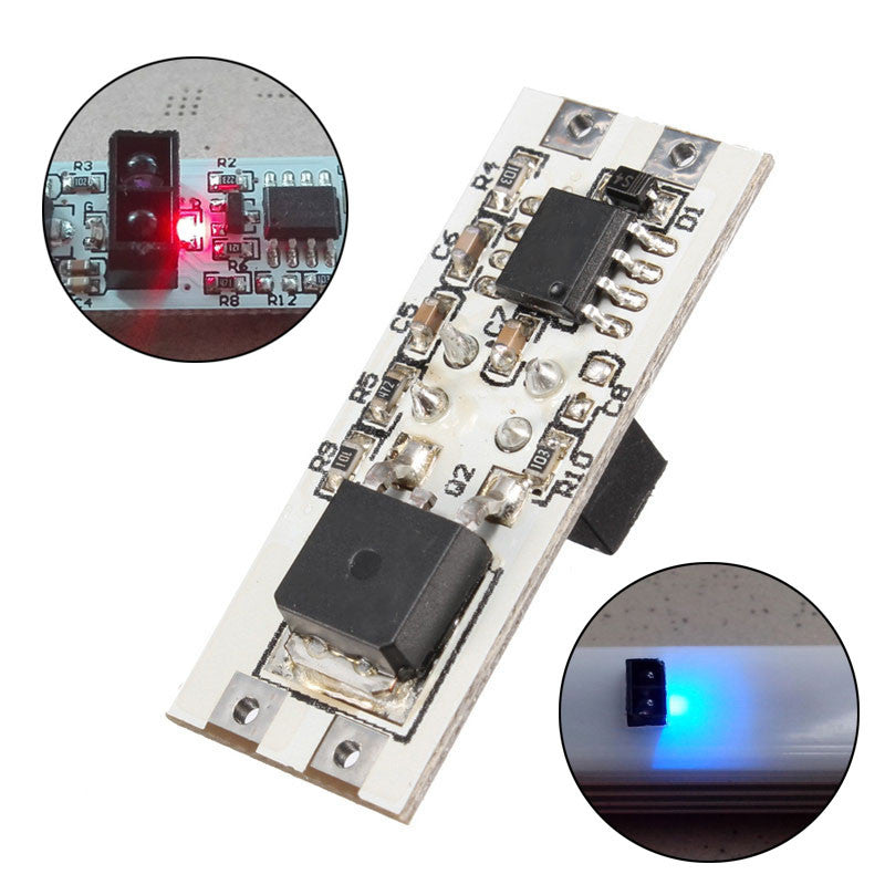 12V 24W Hand scanning IR-infrared Reflectance Switch Controller Module