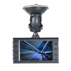 3 Inch 170 Degree Wide Angle Lens Car Recorder HD 1080P Carcorder Camera