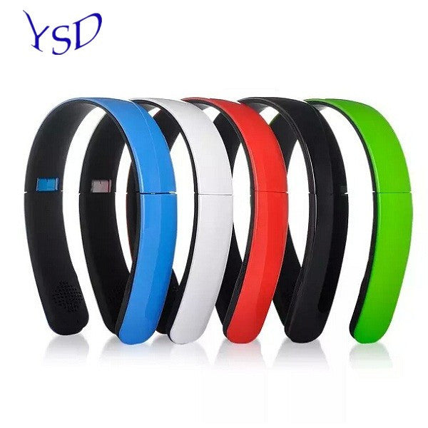 YSD T1 Universal Foldable Wireless Bluetooth4.0 Stereo Sport Headphone with Mic