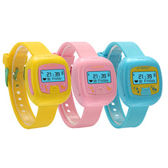Heats LBS GPS Heart-heart Wireless Smart Children Watch