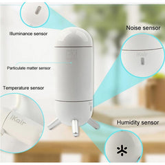 iKair Intelligent Wireless Wifi Environment Detector Air Monitor