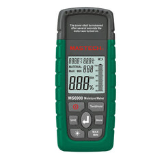 Mastech MS6900 Wood Timber Moisture Humidity Temperature Detector