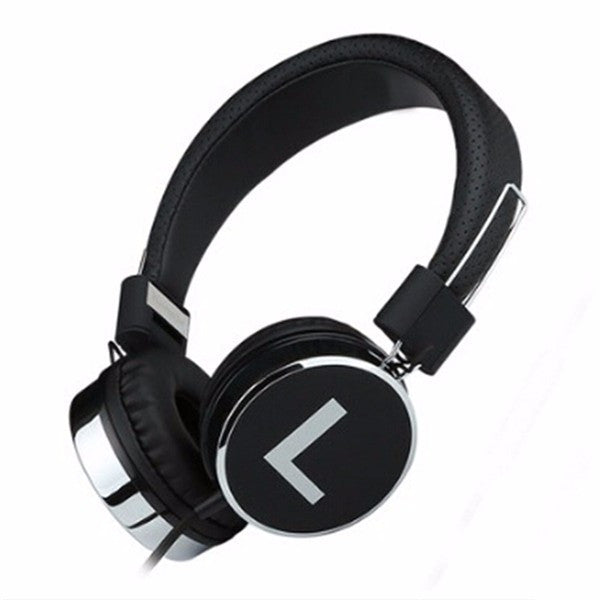Kanen IP-878 Bass Gamer with Mic Active Noise Cancelling Foldable Headset for iPhone iPad Samsung